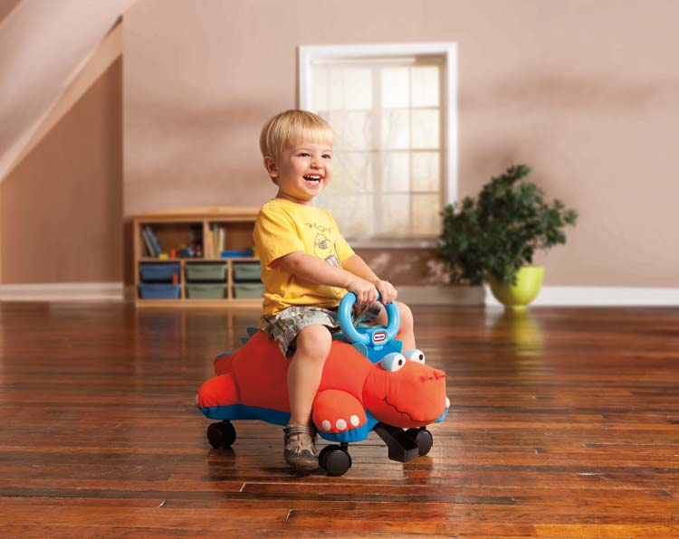 Buy Little Tikes Pillow Racer Dino Online At Low Prices In