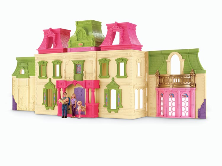 Superior Fisher Price Loving Family Dream Dollhouse
