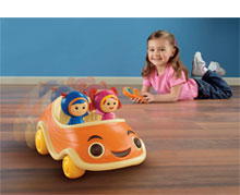 Fisher-Price Nickelodeon Team Umizoomi Come and Get Us Counting UmiCar