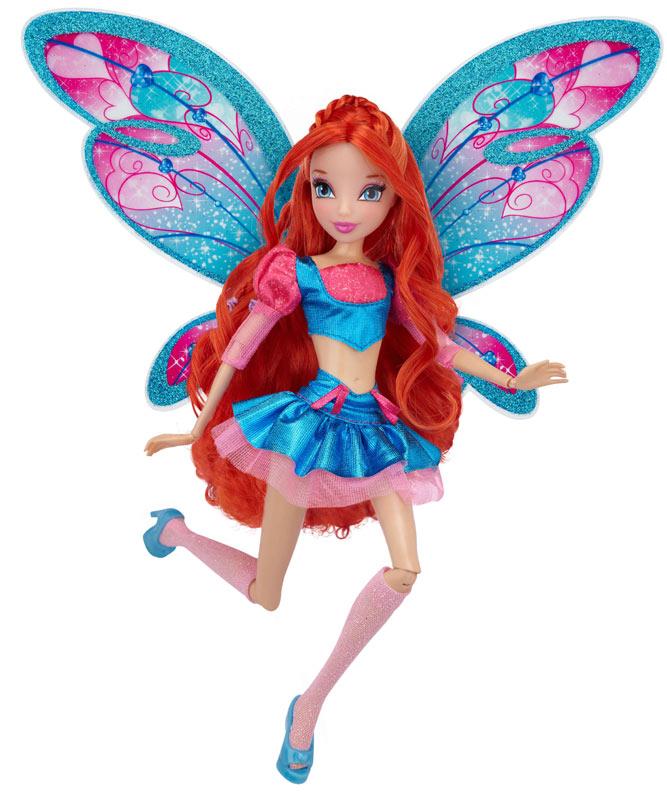 "Amazon.com: Winx 11.5"" Fashion Doll Believix - Bloom: Toys"