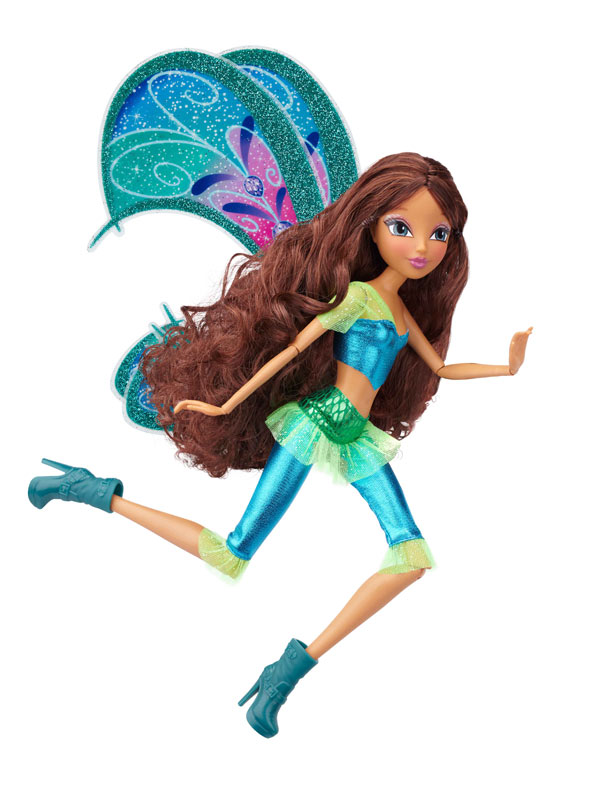 "Amazon.com: Winx 11.5"" Deluxe Fashion Doll Believix - Aisha: Toys"