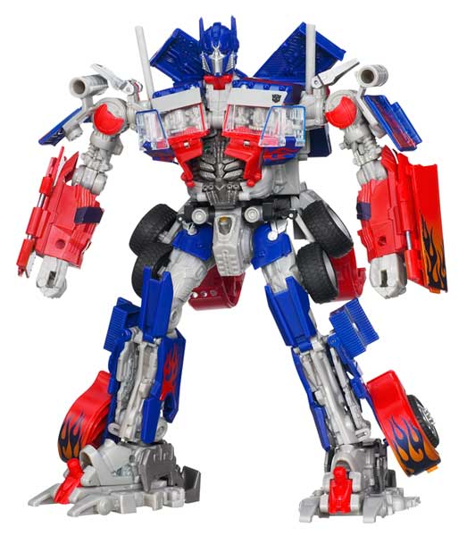 Amazon Com Transformers Dark Of The Moon Jetwing Optimus Prime