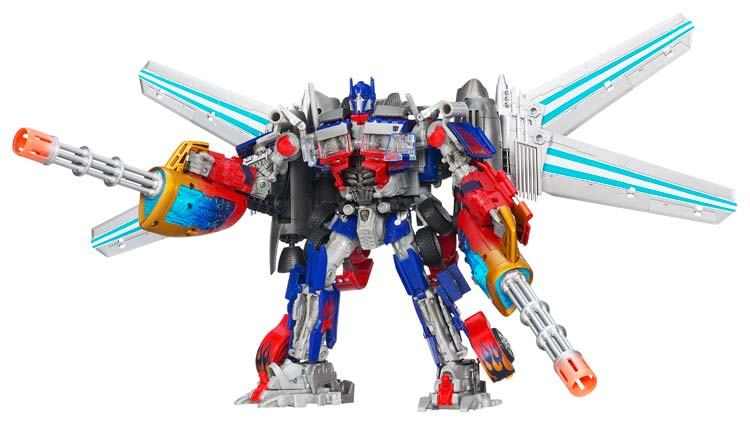 Amazon.com: Transformers Dark of the Moon Jetwing Optimus ...