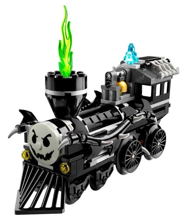 lego monster fighters the ghost train - Lego Halloween Train