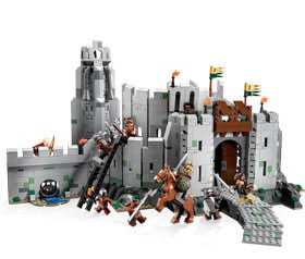 LEGO The Battle of Helm's Deep
