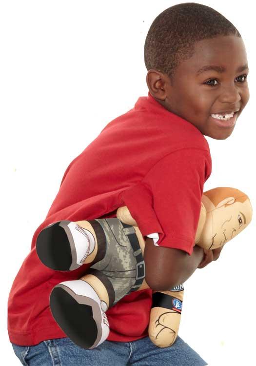 Wwe Toys For Boys : Amazon wwe brawlin buddies john cena plush figure