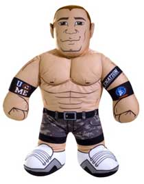 WWE Brawlin' Buddies John Cena Plush Figure