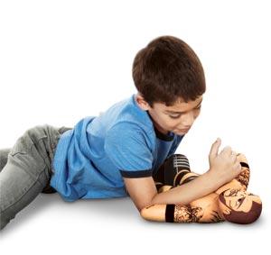 WWE Brawlin' Buddies Randy Orton Plush Figure