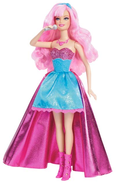 Barbie Princess Popstar Transforming Tori dp BRMCO