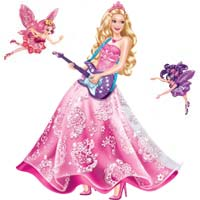 princess popstar barbie