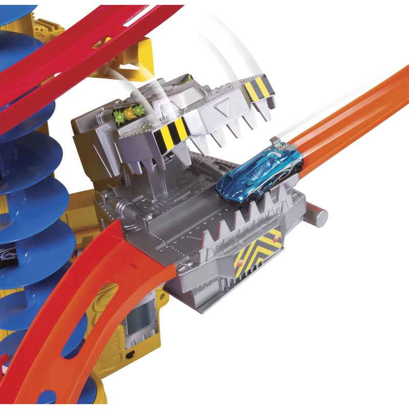 hot wheels wall tracks power tower instructions