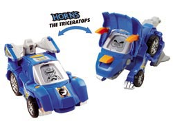 VTech Switch & Go Dinos - Horns the Triceratops Product Shot