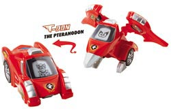 VTech Switch & [KM1]Go Dinos - T-Don the Pteranodon Product Shot