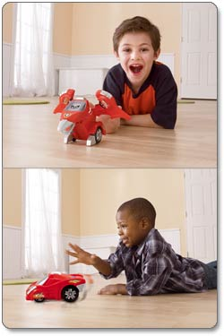 VTech Switch & Go Dinos - T-Don the Pteranodon Product Shot