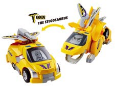 VTech Switch & Go Dinos - Tonn the Stegosaurus Product Shot