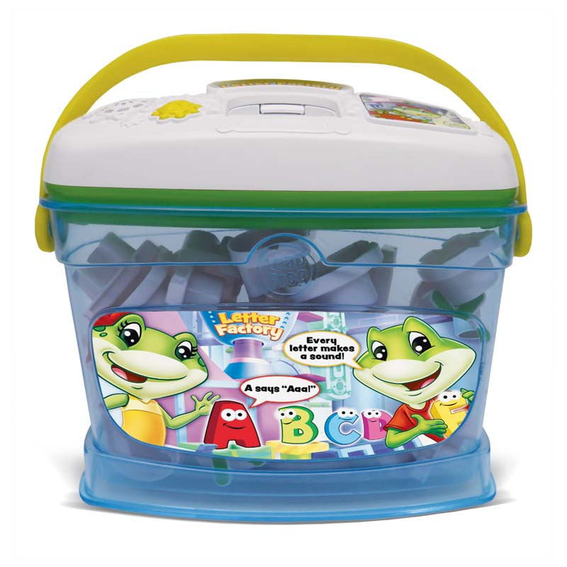 Amazon.com: LeapFrog Letter Factory Phonics: Toys & Games