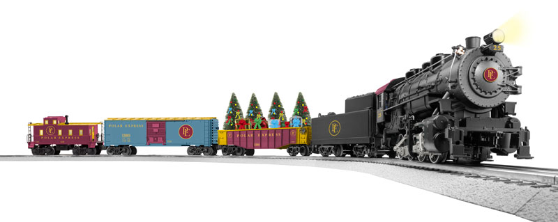 Amazon.com: Lionel Polar Express Freight Train Set - O