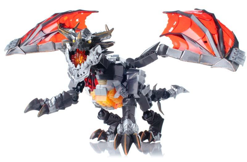 Amazon.com: Mega Bloks World of Warcraft Deathwing's Stormwind Assault