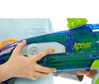 Koosh Galaxy Solar Recon Launcher Hasbro 35573