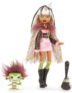 Bratz Bratzillaz Doll - Sashabella Paws