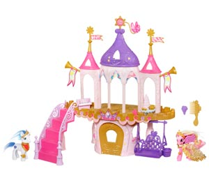 My Little Pony Pony Princess Wedding Castle