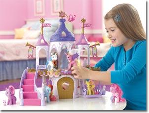 My Little Pony Pony Princess Wedding Castle