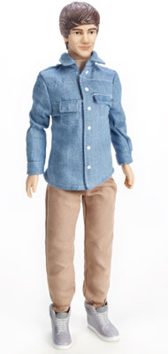 1D Collector Doll - Liam