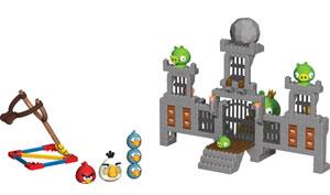 K'NEX Angry Birds King Pig Castle
