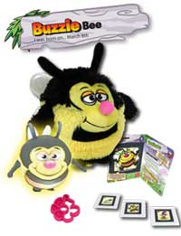 Mushabelly Buzzie Bee
