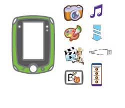 LeadFrog LeapPad2 - What's in the Box