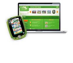 LeadFrog LeapPad2 - See and share achievements