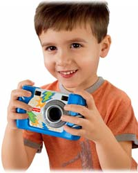 Fisher-Price Kid Tough Digital Camera