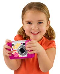 Fisher-Price Kid Tough Digital Camera