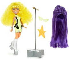 Amazon.com: Bratz Style Starz Doll - Yasmin: Toys & Games