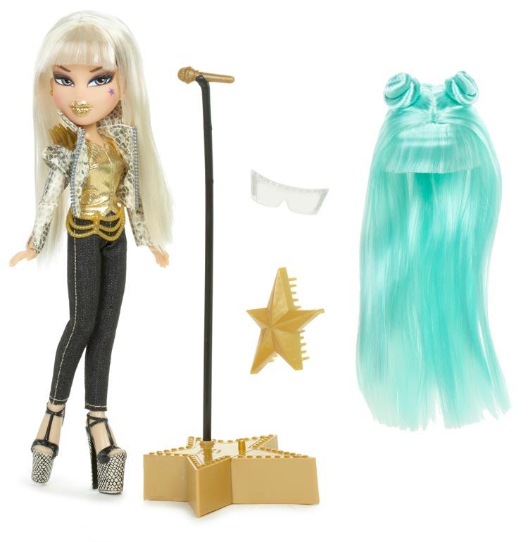 Bratz Style Starz Doll Jade Toys Games