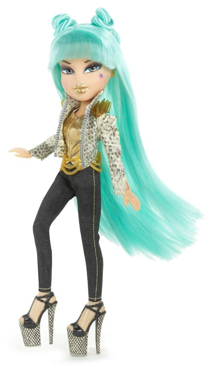 Bratz style starz doll jade toys games Bratz fashion look and style doll