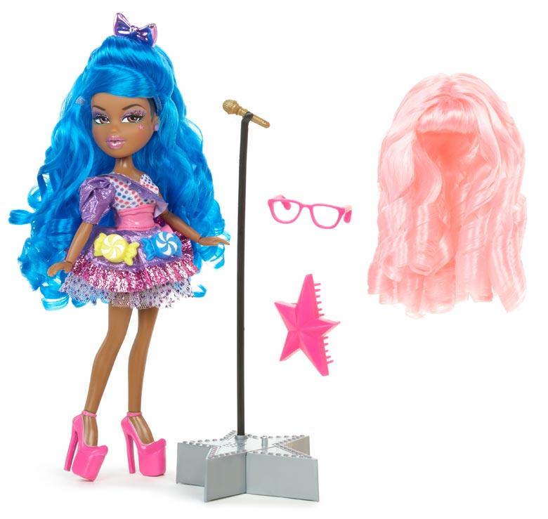 Amazon.com: Bratz Style Starz Doll, Sasha: Toys & Games