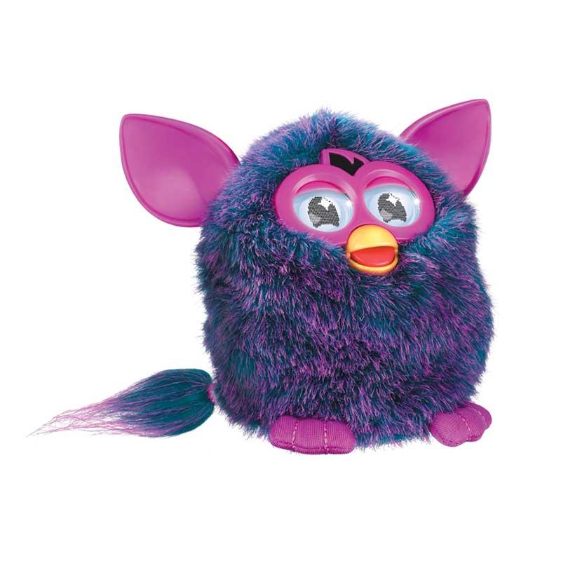 Hasbro A Furby Purple dp BCOQ