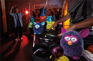 FURBY (Purple)