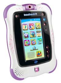 VTech InnoTab 2S Learning App Tablet (Pink)