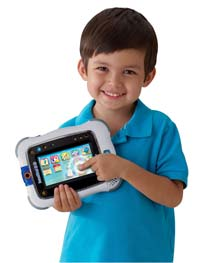 VTech InnoTab 2S Learning App Tablet (Blue)