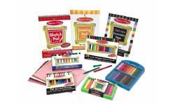 Melissa & Doug Amazon Drawing Set Thumbnail