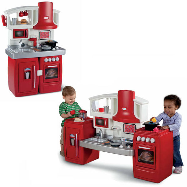 Little Tykes Kitchen: Amazon.com: Little Tikes Cook N Grow Kitchen: Toys & Games