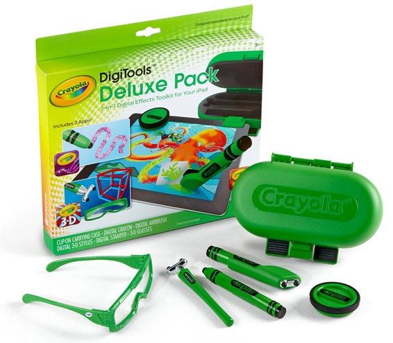 Amazon.com: Crayola DigiTools Deluxe Creativity Pack