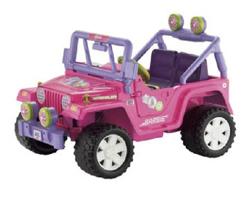 Barbie Jammin' Jeep