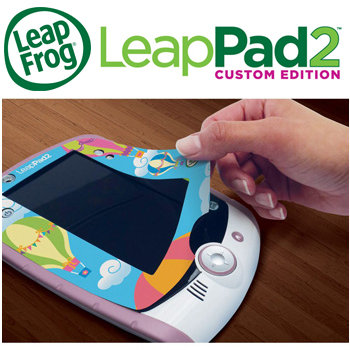 Now LeapPad2 can be as unique as your child!