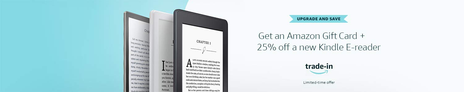 Kindle Trade-In @ Amazon com