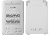 Kindle Keyboard White