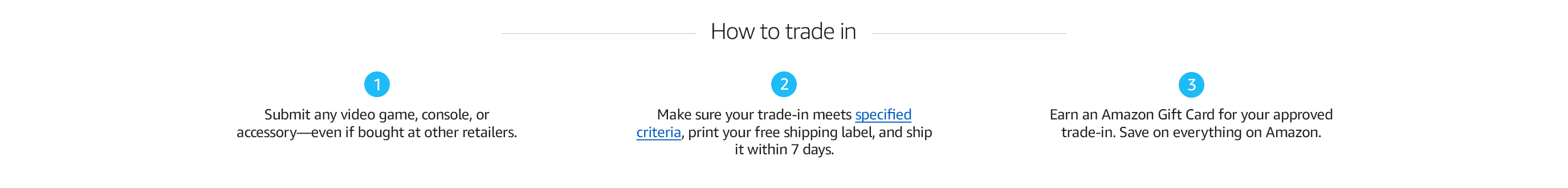 How to trade in