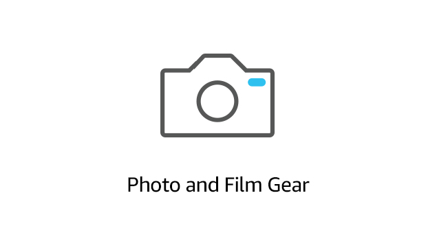 Photo and Film Gear